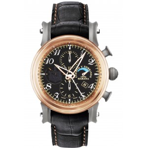 BRONZE POWER RESERVE 3051.5RLE, LIMITED EDITION