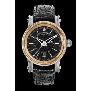 TORPEDO PIRATA GMT BLACK 3052.5NGMT