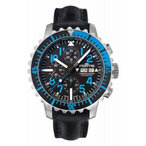 MARINEMASTER BLUE CHRONOGRAPH