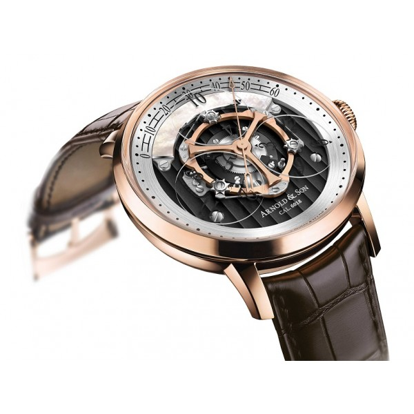 ARNOLD & SON  GOLDEN WHEEL LIMITED EDITION