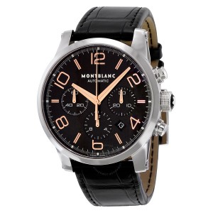 MONT BLANC TIME WALKER CHRONOGRAPH AUTOMATIC