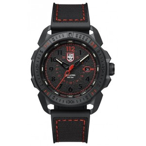 ICE-SAR ARCTIC 1000 SERIES BLACK DIAL WITH BLACK INDICES