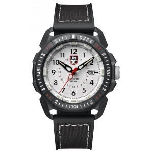 ICE-SAR ARCTIC 1000 SERIES WHITE DIAL WITH BLACK INDICES