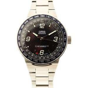 ORIS WILLIAMS F1 POINTER DATE AUTOMATIC